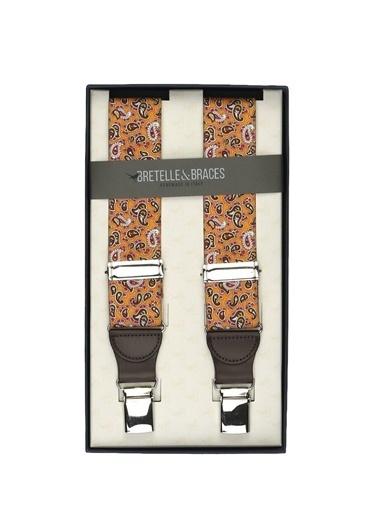 Bretelle & Braces Pantolon Askısı Sarı